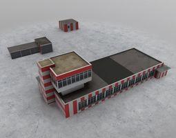 LBSF Control Point 3D asset