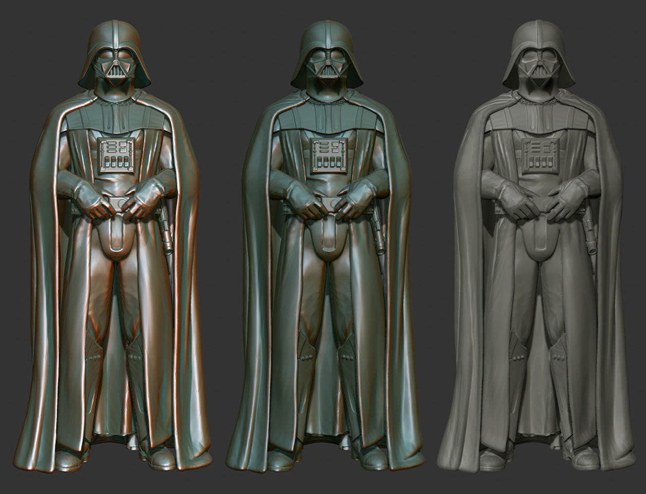 picture relating to Darth Vader Printable identify Darth Vader 3D Printable 3D Print Fashion