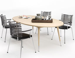 3D model Table by Naver Collection
