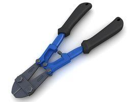 Bolt cutter 3D