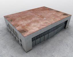 LKKV Big Hagar 3D asset