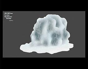 ice 10 3D asset