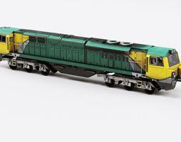 British Rail Class 70 3D model