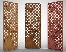 3D printable model Bird Room Divider Ornament