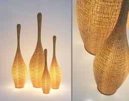 Gervasoni Bolla Floor light 3D Model