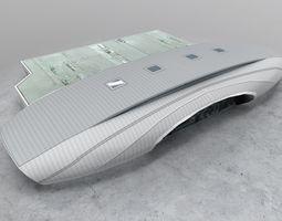 3D asset LKKV New Terminal