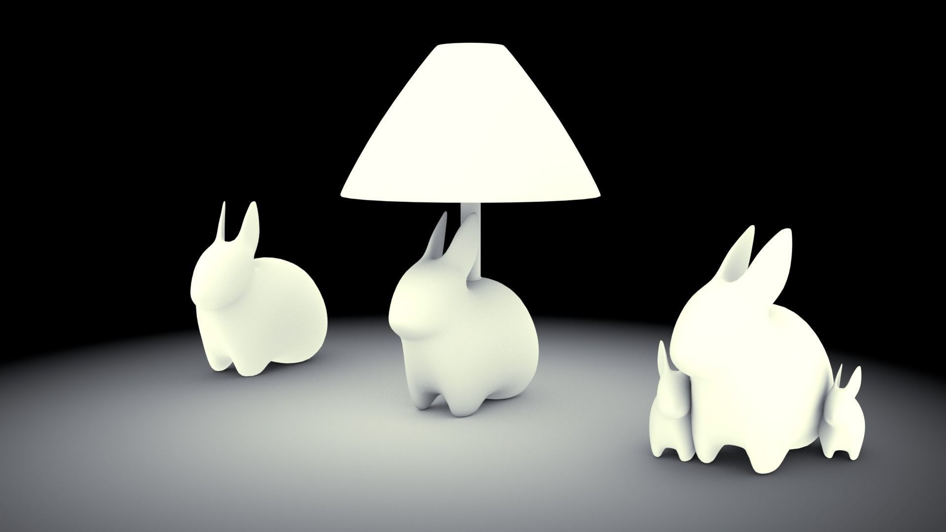 lamp pin direct shed abbiepants george potting asda rabbit home