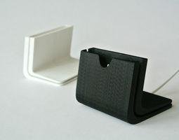 3d printable model iphone 6 dock