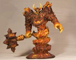 Ragnaros game 3D printable model