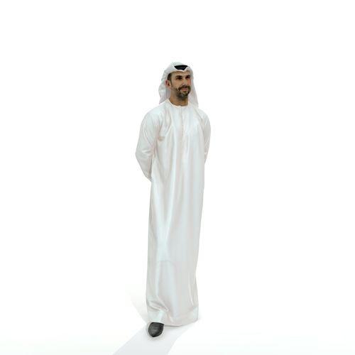 ready-posed 3d arabs memss024hd2 3d model max obj mtl c4d tga 1