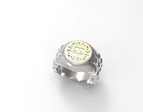 3D printable model Fashion Ring
