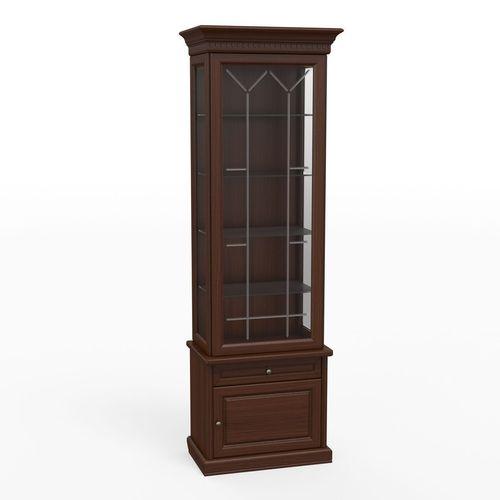 Solomon cupboard 1 door3D model