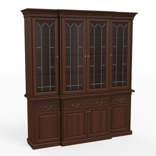 Solomon cupboard 4 door3D model
