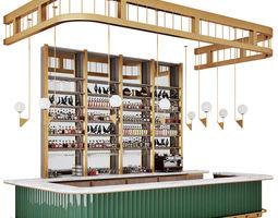 Bar Set 3D