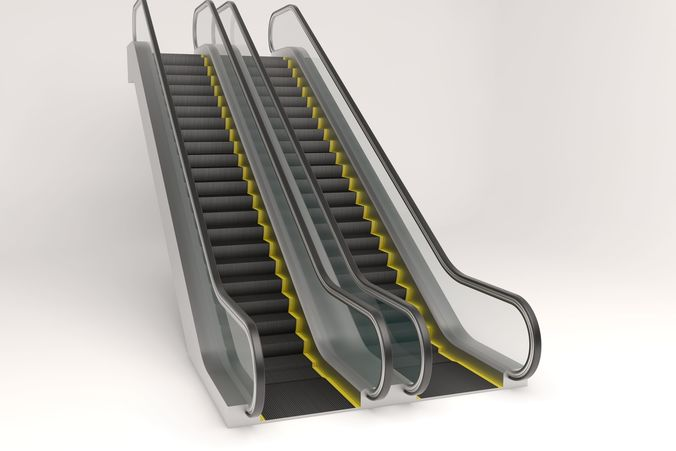 Model Escalator – Fondos de Pantalla
