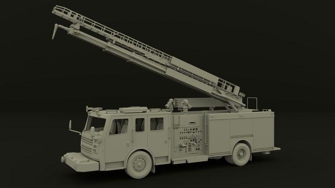 Firetruck Roadrunner