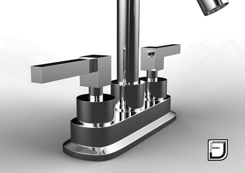 Lastest Bathroom Faucets Collection Hudson Reed Helix 3d Model Max Obj 3ds Fbx