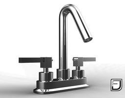 Bathroom Faucet (3) 3D Model