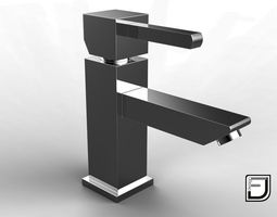 Bathroom Faucet (4) 3D Model
