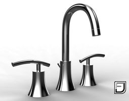 Bathroom Faucet (6) 3D Model
