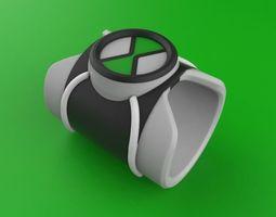 3D Omnitrex Ben Ten