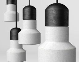3D model Bentu Design QIE ALUMINIUM