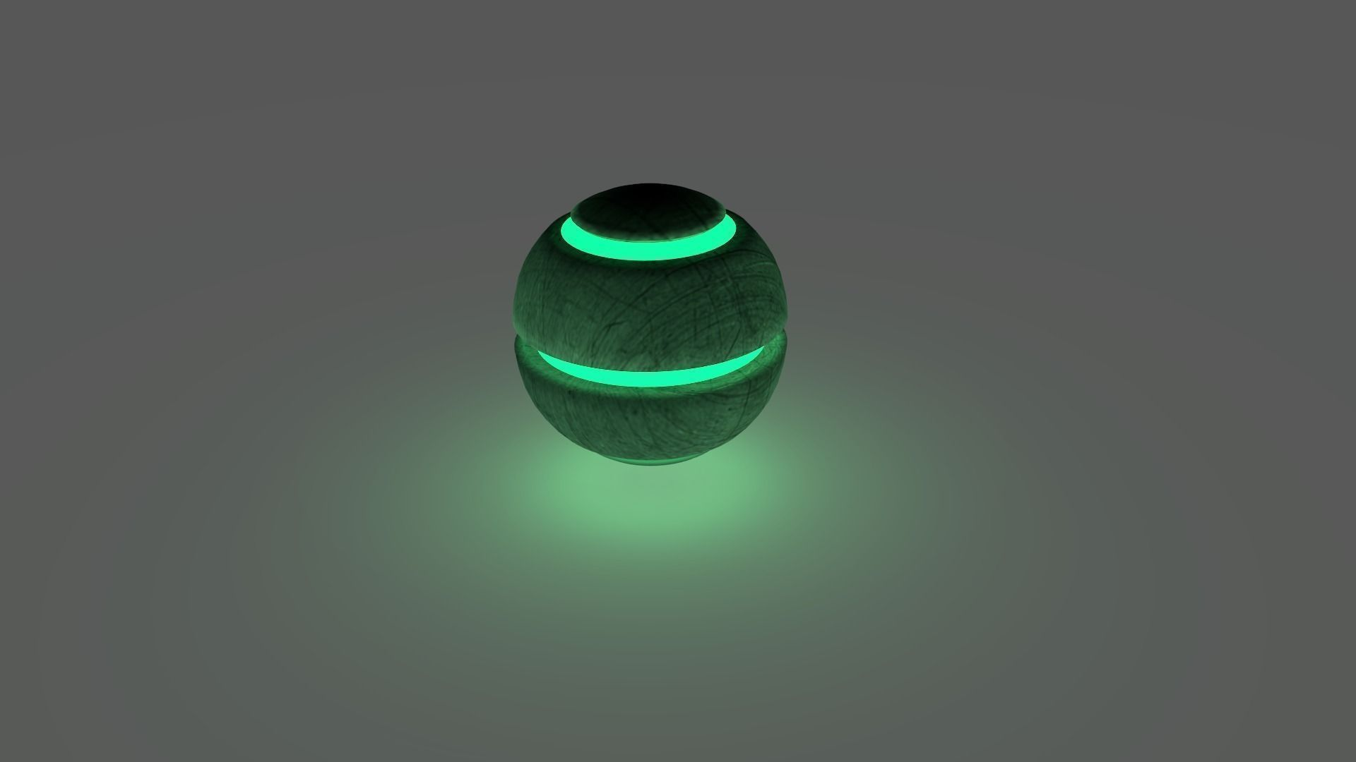 Simple sci fi grenade 3d model blend Simple 3d modeling online