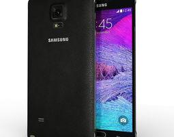 3D Samsung Galaxy Note 4