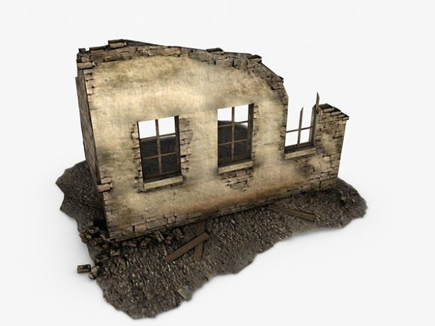 Model for building a house