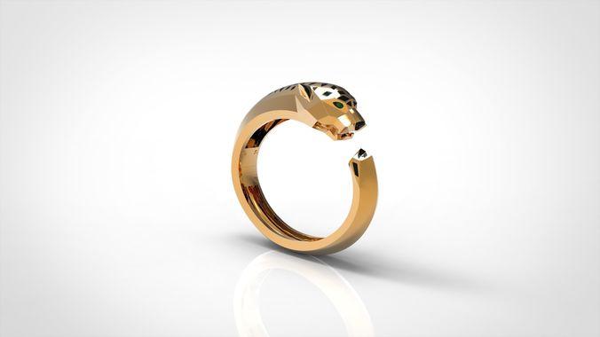 animal bracelets 3d model stl 3dm 1