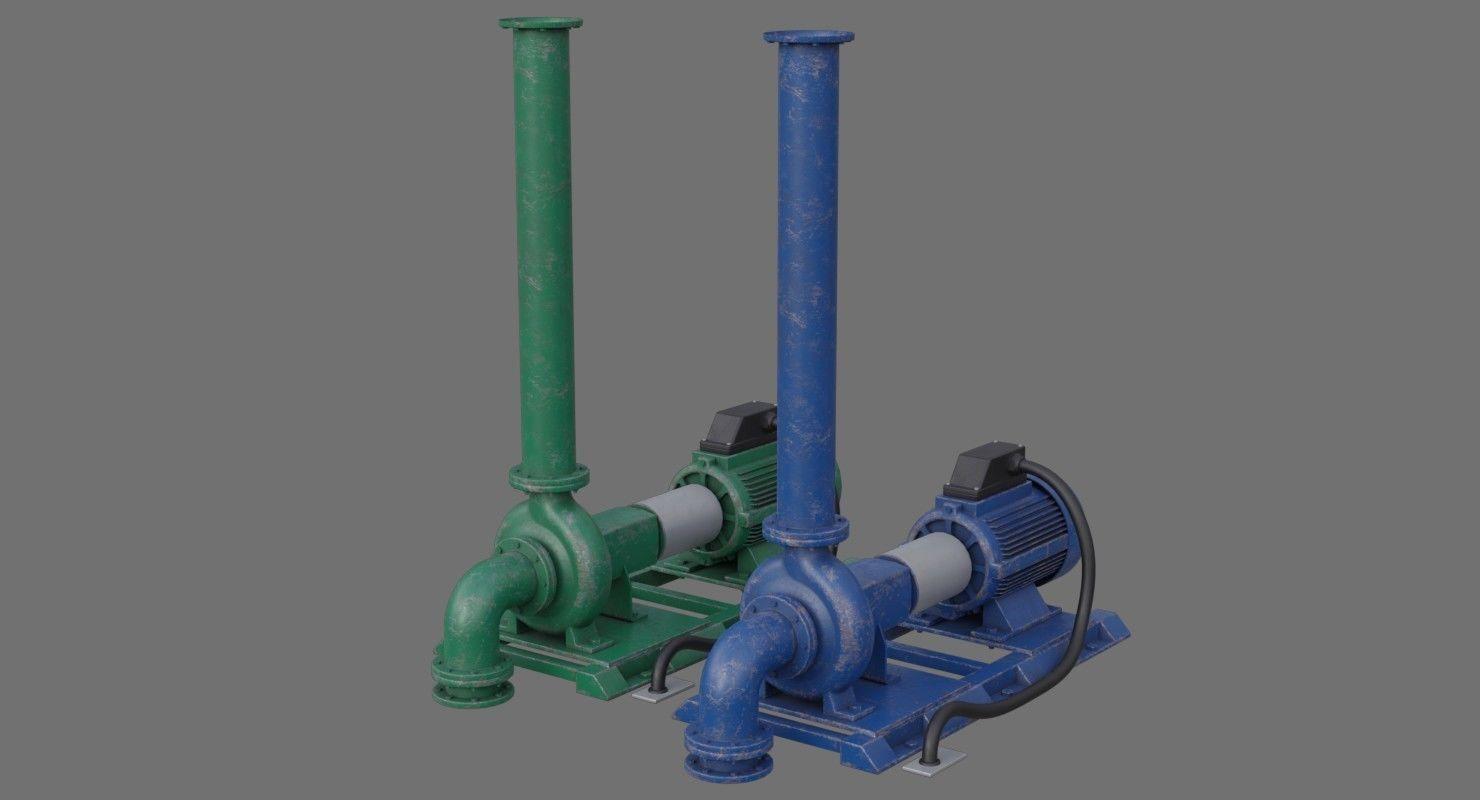 Water Pump 2B