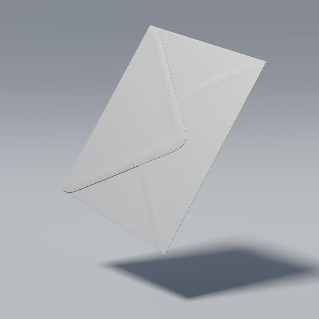 Envelope | 3D model