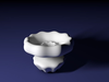 Curvy vase 3D Model