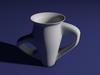 Handle vase 3D Model
