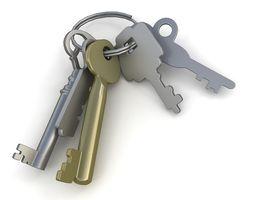Keys 02 3D