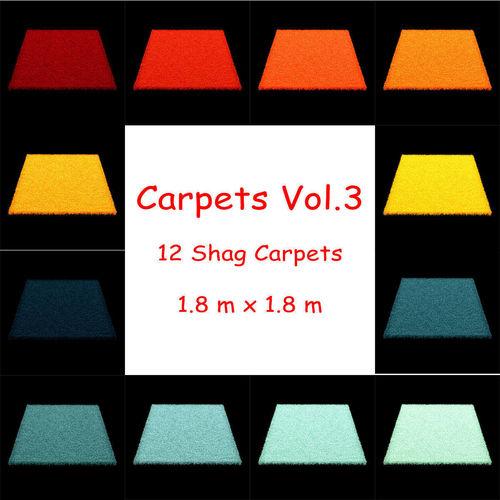 Carpets Vol 33D model