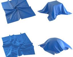 Fabric Set 3D model