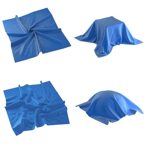 fabric set 3d model max obj mtl 3ds fbx c4d stl 1