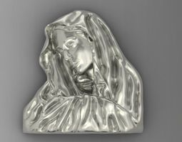 3D printable model Pe3ndent st Maria