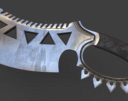 3D asset Cleaver
