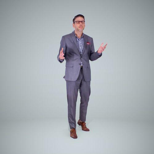classy business man wearing glasses bman0204-hd2-o01p01-s 3d model max obj mtl tga 1