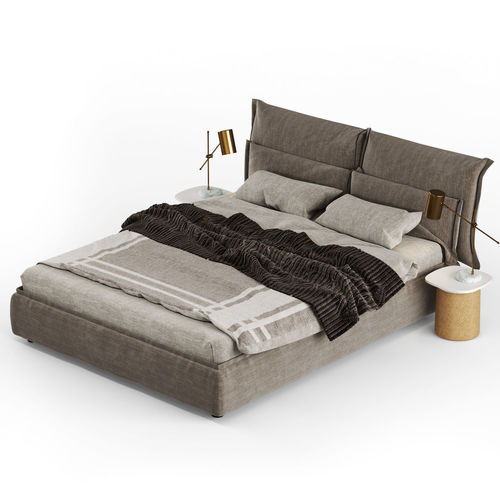 Somnia Furniture. Dorelan   Somnia 3d Model Max Obj Mtl 3 Furniture