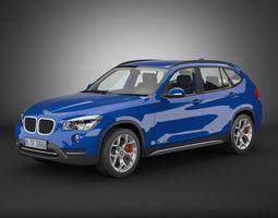 BMW X1 3D Model