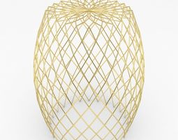 3d mesh stool 1