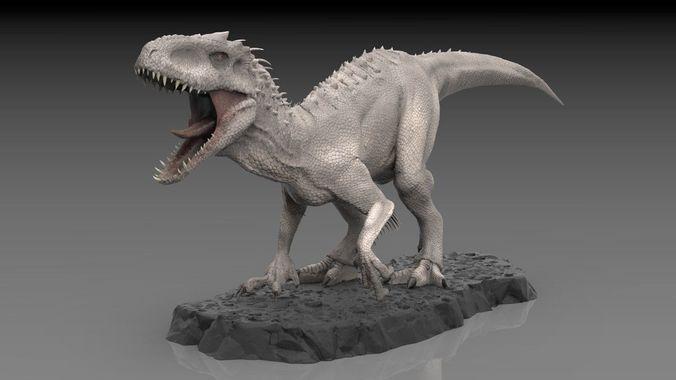 400 gambar dinosaurus indominus rex hd paling keren