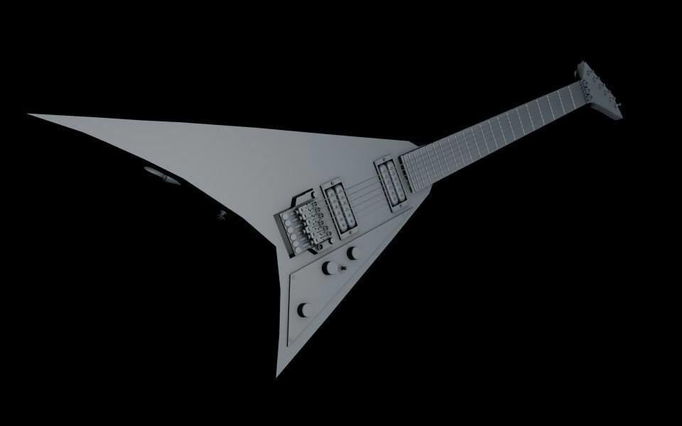 Jackson RR3 Guitar