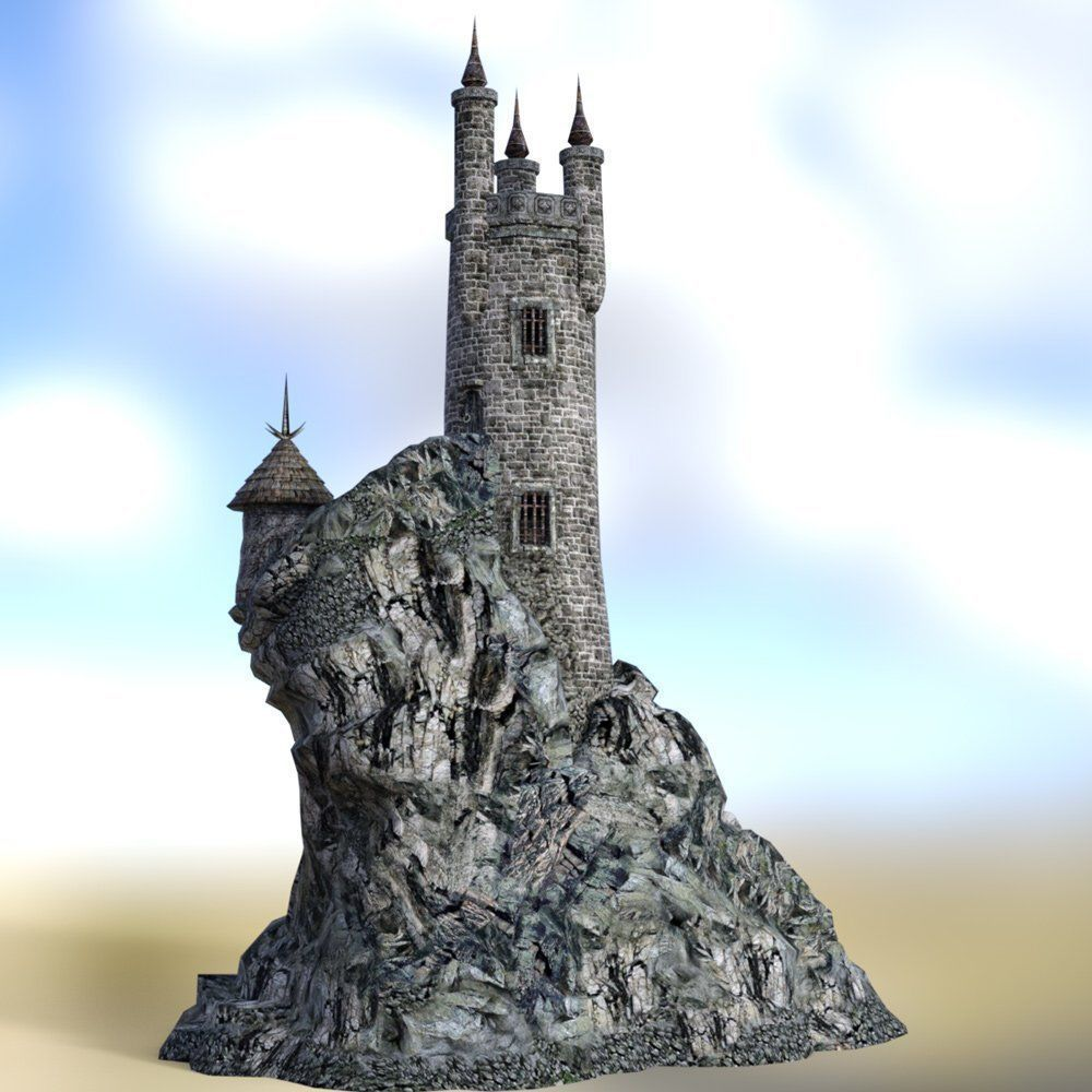 mage tower minecraft
