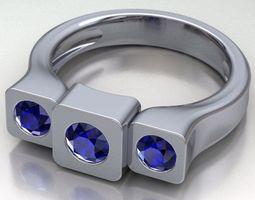 Ring model 356 jewellery