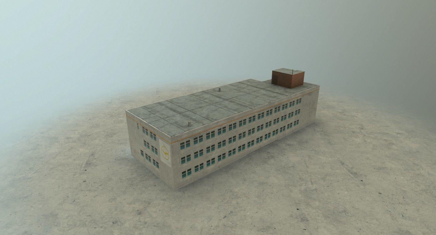 EDDB Building 1