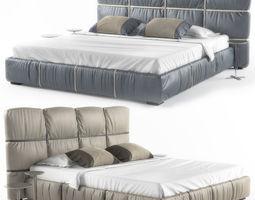 Gamma Crossover Night bed 3D